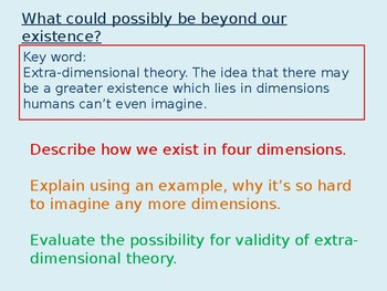 Flatland and extra dimensions