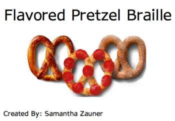 Flavored Pretzel Braille