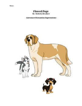Flawed Dogs Literature Discussion Guide