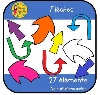 Flèches - Clip arts