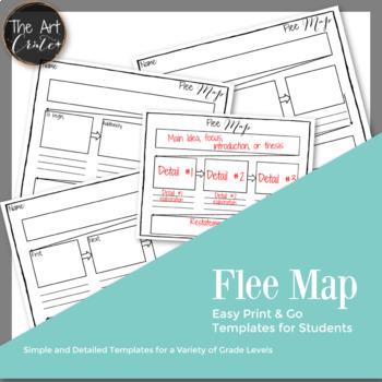 Flee Map Templates