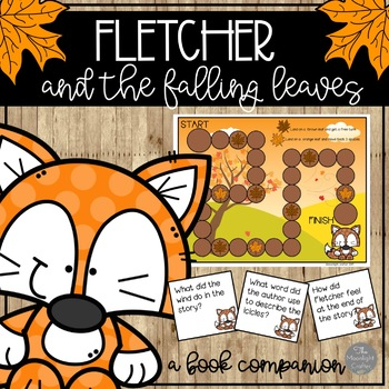 Fletcher and the Falling Leaves Book Companion