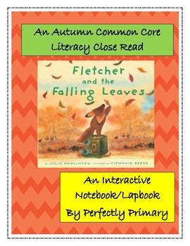 Fletcher and the Falling Leaves Lapbook