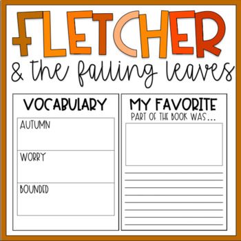 Fletcher and the Falling Leaves / Read-Aloud