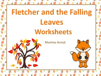 Fletcher and the Falling Leaves Worksheets: