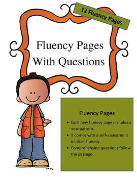 Fluency Daily Work: 13 Passages