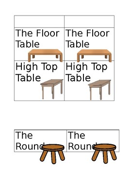 Flex Seating