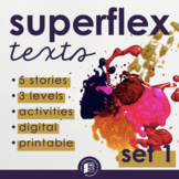 Flex Texts Set 1: 5 non-fiction texts for Spanish learners