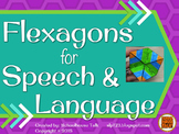Flexagons for Speech and Language {craftivity}