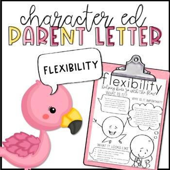 Flexibility Parent Letter