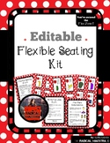Flexible Seating Bundle - EDITABLE!