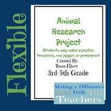 Flexible Animal Research Project