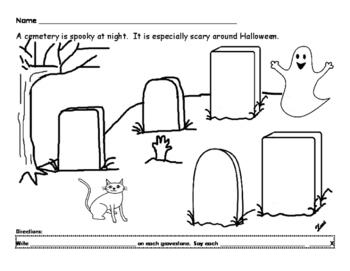 Flexible Articulation Sheets for Halloween set 2