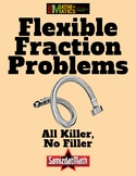 Flexible Fractions & Problem Solving: Real Life Applications