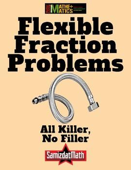Flexible Fractions & Problem Solving: Real Life Applications
