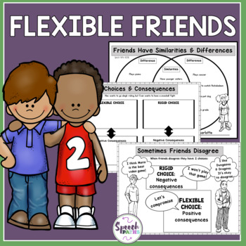 Friendship Activities: Flexible Friends
