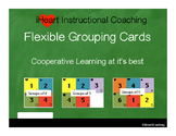 Flexible Grouping / Cooperative Learning Cards