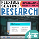 Flexible Seating 101  A Presentation of Research