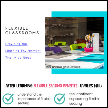 Flexible Seating 101 The Research