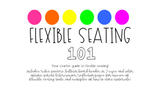 Flexible Seating 101: Your starter guide to flexible seati