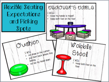 Flexible Seating (NOW EDITABLE)
