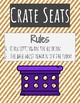 Flexible Seating Anchor Charts- Gold Version