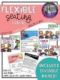 Flexible Seating BUNDLE (Editable)