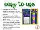 Flexible Seating Cards