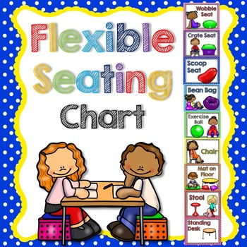 Flexible Seating Chart By The Pawsitive Teacher Tpt