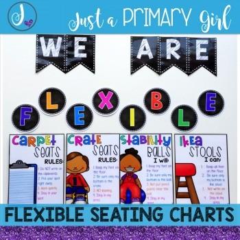 Flexible Seating Charts