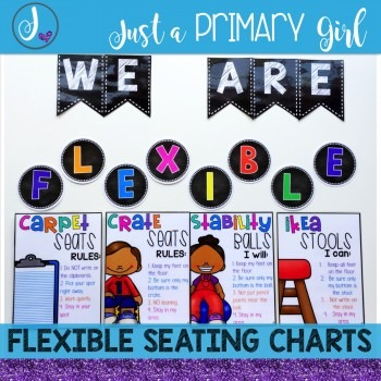 Flexible Seating Charts