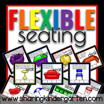 Flexible Seating Choice Board