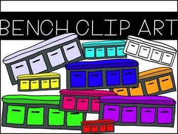 Flexible Seating Clip Art BUNDLE