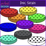 Flexible Seating Clip Art - Disc Seats {jen hart Clip Art}