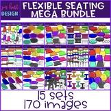 Flexible Seating Clip Art - Mega Bundle {jen hart Clip Art}