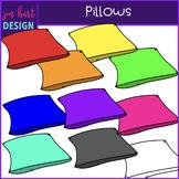 Flexible Seating Clip Art - Pillows {jen hart Clip Art}