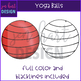 Flexible Seating Clip Art - Yoga Balls {jen hart Clip Art}