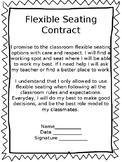 Flexible Seating Contract