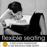 Flexible Seating Discussion Booklet