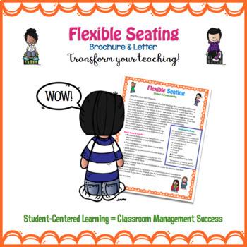 Flexible Seating *EDITABLE* Parent Communication