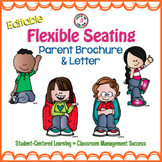 Flexible Seating *EDITABLE* Parent Brochure