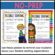 Flexible Seating Rules Posters