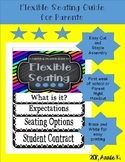 Flexible Seating Flip Book Handout