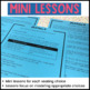 Flexible Seating {LESSON PLANS} for the First Week