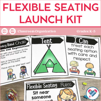 Flexible Seating Launch Kit EDITABLE