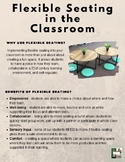 Flexible Seating Options for the Classroom