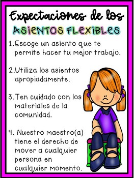 Flexible Seating Pack