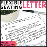 Flexible Seating Parent Information Letter