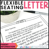 Flexible Seating Parent Letter