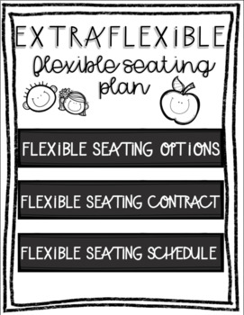 Flexible Seating Plan